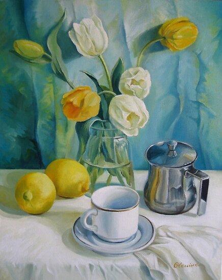 Happy morning by Elena Oleniuc