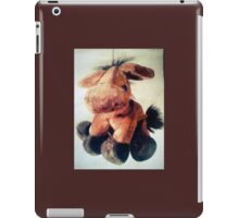 Donkey Friend Freddie iPad Case/Skin