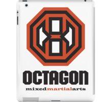 Octagon MMA Original Logo iPad Case/Skin