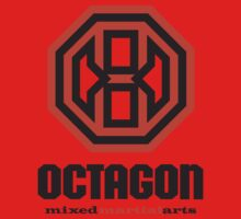 Octagon MMA Original Logo Kids Clothes