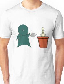 Grow A Spine Unisex T-Shirt