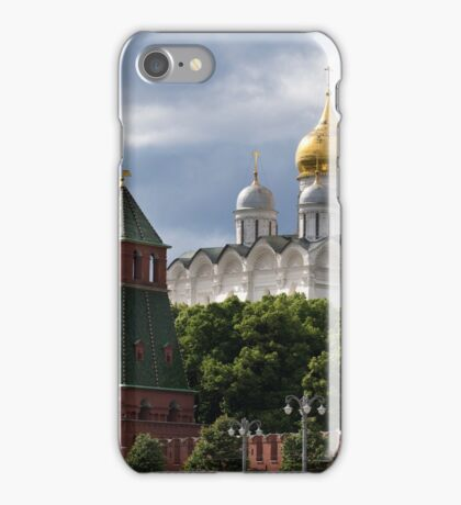 Churches of the Moscow Kremlin iPhone Case/Skin