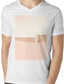 Minimalist architecture - S01 Mens V-Neck T-Shirt