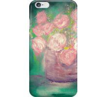 Emerald Bouquet iPhone Case/Skin