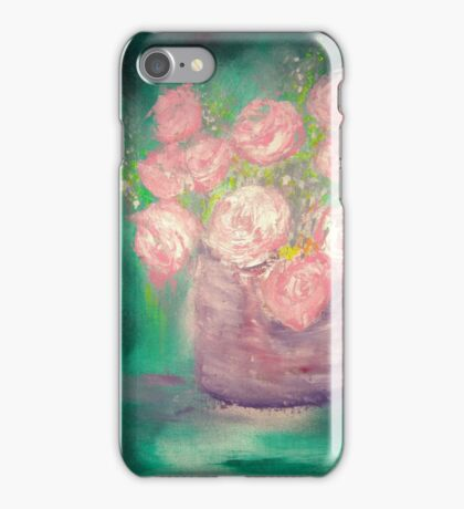 Emerald Bouquet iPhone Case/Skin