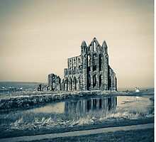 Whitby Abbey by Mounty