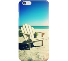 Relaxation I iPhone Case/Skin