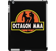 Octagon MMA Jurassic Fighting iPad Case/Skin