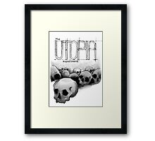 The Utopia Experiments Framed Print