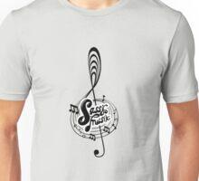 Sassy Musik merch! Unisex T-Shirt