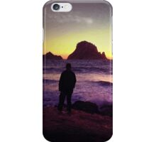 Sunset Sentinel iPhone Case/Skin