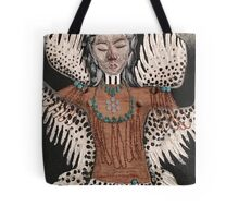 Water Is Life- Oversized Torso Tote Bag