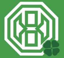 Octagon St. Patrick's Day Logo Kids Clothes
