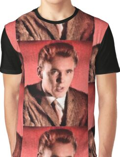 Billy Fury, Singer Graphic T-Shirt