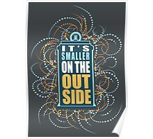 Smaller on the Outside  Poster