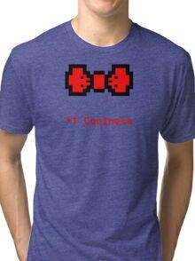 Bowtie of Coolness Tri-blend T-Shirt