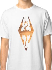 Skyrim in the sky Classic T-Shirt
