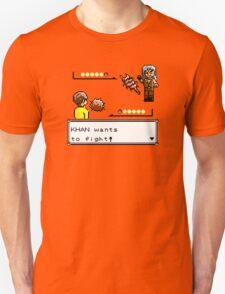 Khan Wants to Fight! Unisex T-Shirt