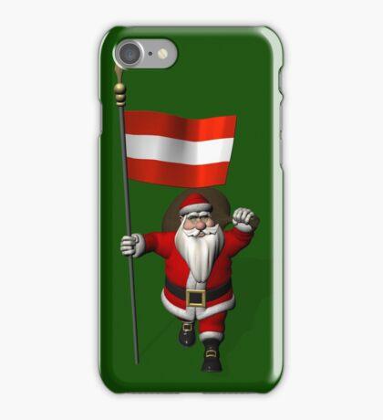 Santa Claus Visiting Of Austria iPhone Case/Skin