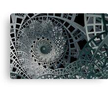 Sierpinski's Lattice II Canvas Print