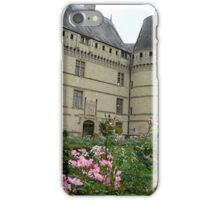 Chateau de L'islette iPhone Case/Skin