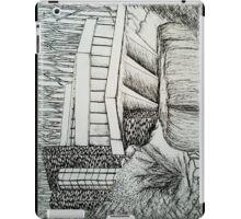 Frank Lloyd Wright: Falling Waters iPad Case/Skin