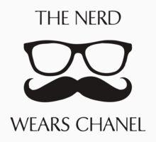 The Nerd Wears Chanel T-Shirt