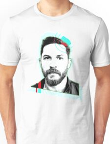 Tom Hardy - On Shapes Unisex T-Shirt