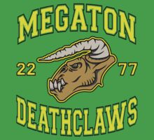 Megaton Deathclaws Kids Clothes