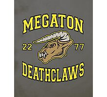 Megaton Deathclaws Photographic Print