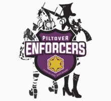 LoL Vi & Caitlyn, the Piltover Enforcers T-Shirt