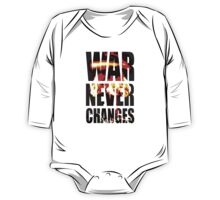 War Never Changes Kids Clothes