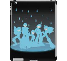 Blue Megaforce iPad Case/Skin