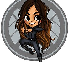 Agents of S.H.I.E.L.D. - Skye! by TheKeyThief