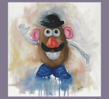 Mr Potato Head - vintage nostalgia  Kids Tee