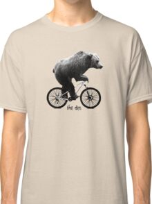 The Den - Bear Cycle Classic T-Shirt