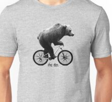 The Den - Bear Cycle Unisex T-Shirt