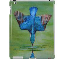 Kingfisher Diving iPad Case/Skin