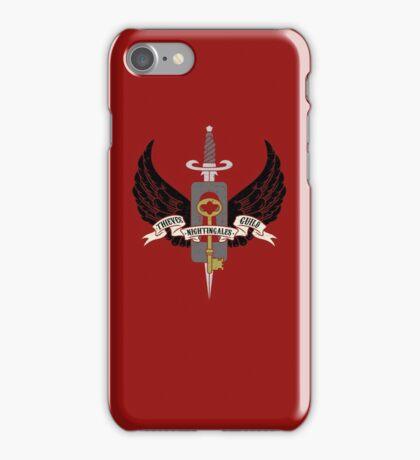 Nightingales iPhone Case/Skin
