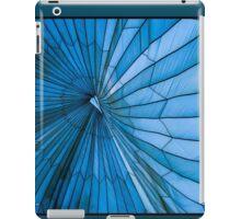 Blue Event  iPad Case/Skin