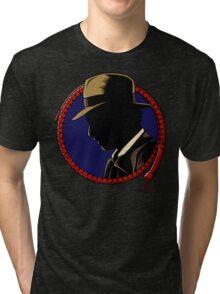 Hardboiled Professor Tri-blend T-Shirt