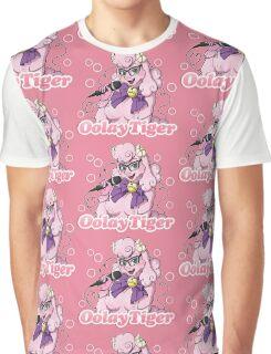 Oolay Tiger Graphic T-Shirt