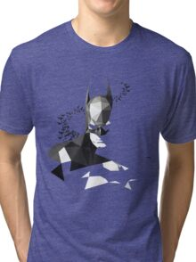WORLD'S BATS DETECTIVE Tri-blend T-Shirt