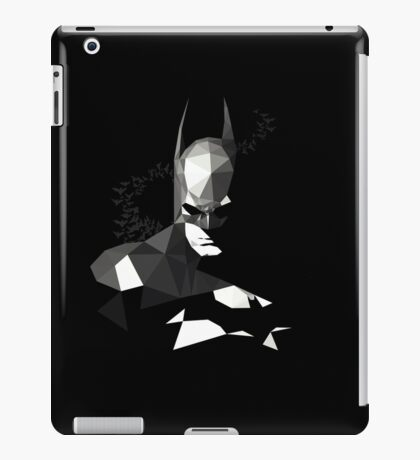 WORLD'S BATS DETECTIVE iPad Case/Skin