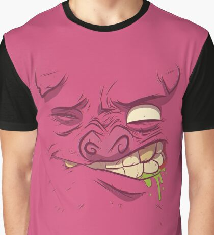 Pig of Fury Graphic T-Shirt