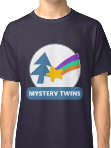Mystery Twins Emblem Classic T-Shirt