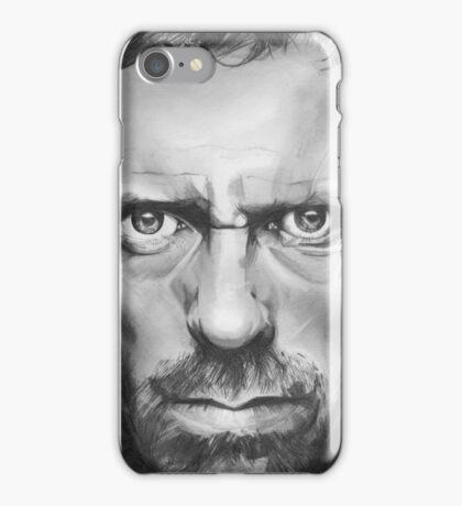 Hugh Laurie iPhone Case/Skin