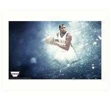 Kevin Durant 'Elite' Design Art Print
