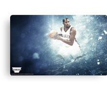 Kevin Durant 'Elite' Design Canvas Print