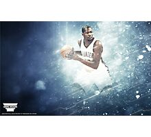 Kevin Durant 'Elite' Design Photographic Print